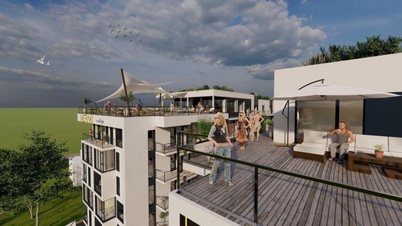 Apartament 3 Camere In Resort Cu Acces Full La Piscina,SPA,Fitness - Mamaia Nord
