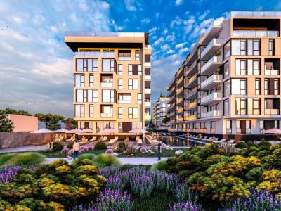 Apartament 3 Camere In Resort + Loc Parcare INLCUS - Mamaia Nord