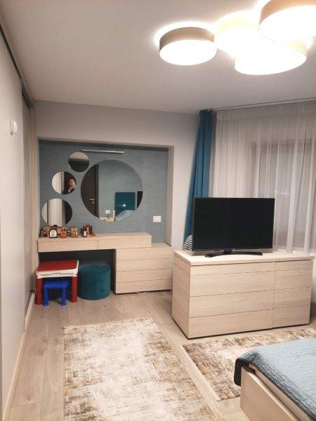 Apartament 3 Camere Decomandate - Zona Faleza Nord - Mobilat/Utilat Complet