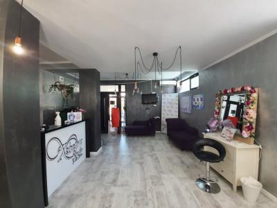 Tomis I Apartament 3 camere ultrafinisat terasa 30 mp - spatiu comercial