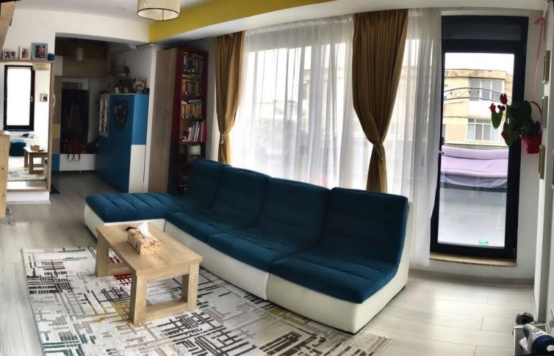 Apartament 3 camere - zona Dacia - Mobilat/Utilat - Terasa