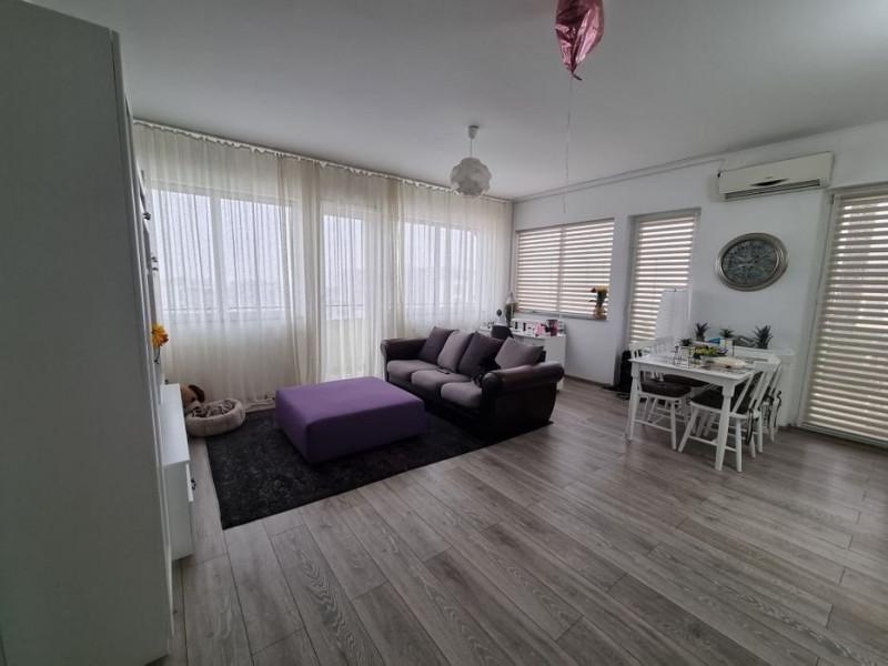 Apartament 3 Camere - Zona Tomis Plus - Mobilat/Utilat - Loc De Parcare